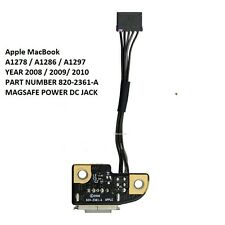 Apple MacBook A1278 A1286 A1297 2008 2009 2010 820-2361-A MAGSAFE POWER DC JACK