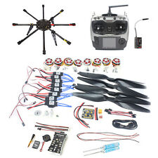2.4G 9CH 1000mm Carbon Octocopter PX4 PIX M8N GPS 8-Axle RC Drone DIY ARF Kit