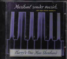 Harrys One Man Showband-Muzikant Zonder Muziek cd album
