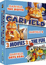 Garfield Collection [DVD], New DVD, Lena Cardwell, Mark C. Lawrence, Lucy Davis,