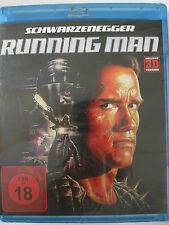 The Running Man 3D - Remastered Cut - FSK 18 - Arnold Schwarzenegger, Kultfilm