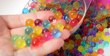 2 x orbeez replacement packs kids girls water spa refills UK SELLER mix COLOUR