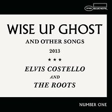 ELVIS COSTELLO WISE UP GHOST CD ROCK 2013 NEW