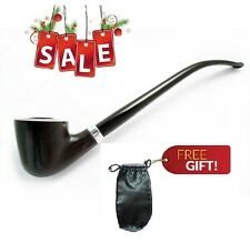 "CHURCHWARDEN Tobacco Smoking Pipe 9.8""/250mm LORD OF THE RINGS / GANDALF Style"