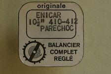 Balance complete ENICAR 410 412 PARECHOC bilanciere completo 721 NOS