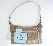 Kathy Van Zeeland Womens Hobo Travel Bag NWT $160