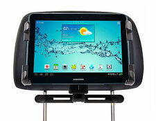 In-Car Tablet Holder/Mount For Samsung Galaxy Tab 2 P5110 With Headrest Support