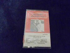 """SEALED"" LOUIS ARMSTRONG ""ALL-STAR DATES 1957-50"" Cassette Tape"