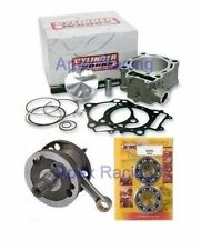 2006-2009 LTR450 LT-R450 496cc Big Bore Cylinder Stroker HotRods Crankshaft Kit
