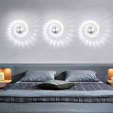 5W LED Aluminum Ceiling Light Fixture White Pendant Lamp Lighting Chandelier A