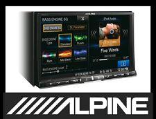 "ALPINE X800D-U BRAND NEW 8"" LCD, DAB, BT, USB, HDMI, 2 YEAR WARRANTY, LATEST MAP"