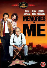 MEMORIES OF ME - DVD - REGION 2 UK