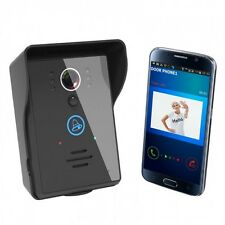 Wireless Wifi Remote Video Camera Phone Intercom Door Bell Home Security CCTV