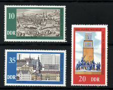 (Ref-4502) East Germany 1975 Millenary of Weimar SG.E1802/1804 MInt (MNH)