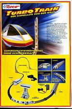 Roco--Turbo Train-- Der schnellste Zug der Welt--  Werbung von 1987-