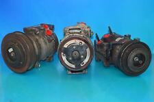 AC Compressor For 2007-2008 Chrysler Sebring, 2008 Dodge Avenger 2.4l (Used)