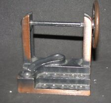 Antique style SCALES/BALANCE , FLYWHEEL   Pencil Sharpener