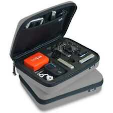 GOPRO SP STORAGE CARRY CASE GREY FOR HERO HD 2 3+ 4 CAMERAS & ACCESSORIES TRAVEL