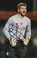 PRESTON NORTH END HAND SIGNED JAMIE JONES 6X4 PHOTO 2.
