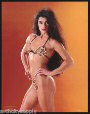 POSTER : DENISE POLVAY - SEXY FEMALE MODEL - FREE SHIPPING   #30-110      RAP7 C
