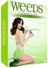 WEEDS Complete Series 1-8 22 DVD Box Set Collection NEW R2 Dolby Audio DD 5.1
