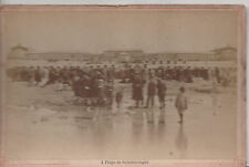 photo ancienne plage de Schéveningue Pays - Bas ( réf 9 )