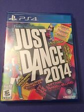 Just Dance 2014 PS4 PlayStation 4 NEW