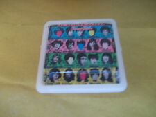 ROLLING STONES SOME GIRLS ALBUM COVER    BADGE PIN