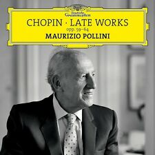 Late works opp.59-64 - Pollini, Maurizio CD NUOVO Chopin, Frederic