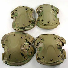 New Men's Military Airsoft Guns Tactical Combat Protective Knee Elbow Pads Armor