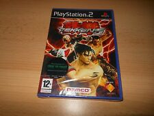 Tekken 5-SONY PLAYSTATION 2 PS2 PAL Gratis Nuevo Sellado