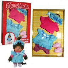 Kiki - Monchhichi - Set Poupée Vêtements de mode Printemps Girl