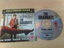 THE GRADUATE Starring Dustin Hoffman & Anne Bancroft DVD