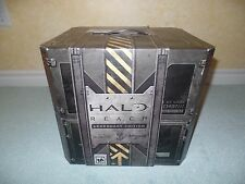 Halo Reach Legendary Edition (New Statue & Dr Halsey's Journal Book Set) Xbox360