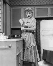 Lucille Ball I Love Lucy 8x10 Photo 039