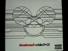 Deadmau5 - while(1 2) 2CD Sealed Best Buy Version