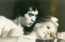 CATHERINE DENEUVE PIERRE CLEMENTI BENJAMIN 1968 VINTAGE PHOTO ORIGINAL #22