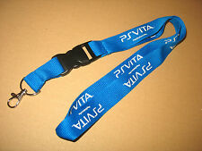 Playstation ps vita very rare Lanyard/porte-clés from Gamescom