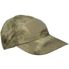 Tactical Baseball Cap ICC Pattern One Size Hat - Army Camouflage Camo