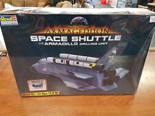 1998 Revell Armageddon Space Shuttle & Armadillo Drilling Unit Plastic Model Kit