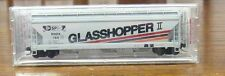 Micro Trains 094 00 240 N-scale 3-bay ACF ctrflow covered hopper ACF Industries
