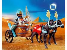 ** PLAYMOBIL 4244 * EGYPTIAN CHARIOT *** 100% COMPLETE *** VGC ***