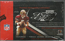 2002 Playoff Piece of the Game NFL Football Hobby Box