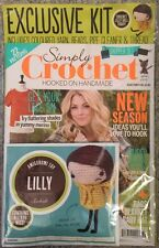 Simply Crochet Hooked on Homemade New Season Issue 36 FREE SHIPPING!
