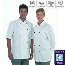 Denny's Lightweight Unisex L/Sleeve Chefs Jacket Size L fit Chest 44-46""