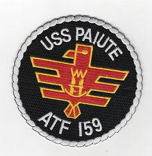 USS Paiute ATF-159 Fleet Tug Boat - 4 inch FE BC Patch Cat No C6409