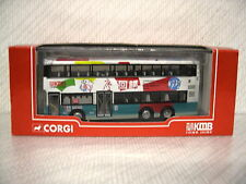 Corgi OOC Leyland Olympian KMB Reunification China -  Hong Kong Bus REF:43207