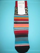 NEW Stance Everyday Tomboy Trouser Crew Ankle Socks Prowl Stripes