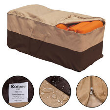 New Outdoor Cushion Storage Bag Patio Furniture Chaise Organizer Protector Cover