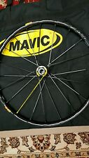 "Mavic crossmax sl 29"" front  supermax disc mountain bike bicycle wheel. n"